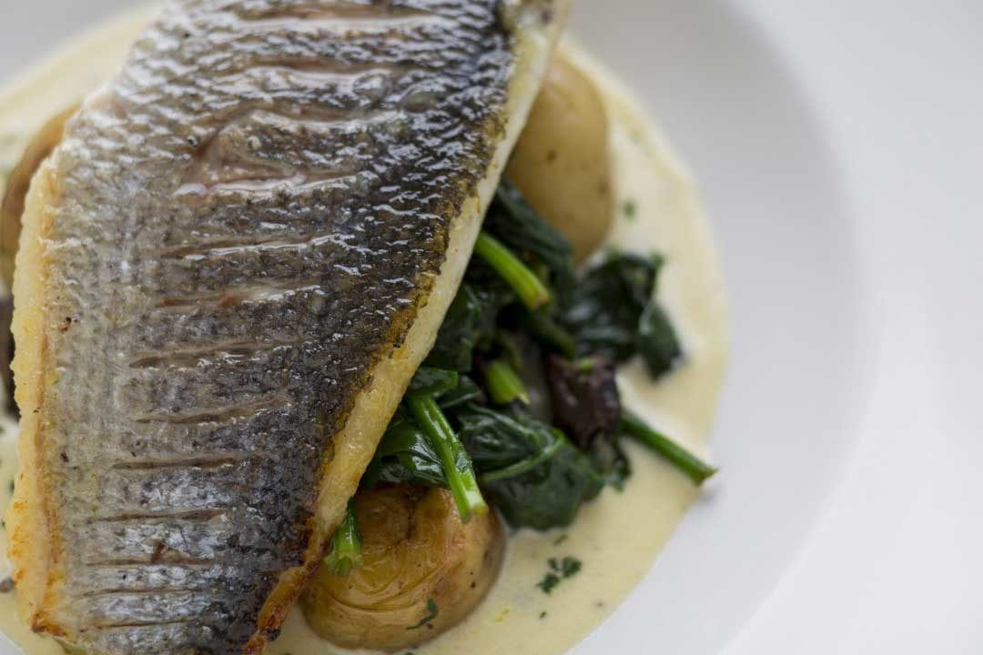 Fish - Langlands Brasserie