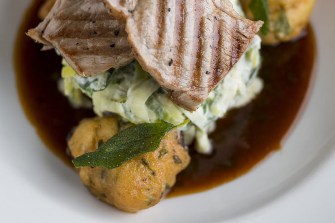 Meat 2 - Langlands Brasserie