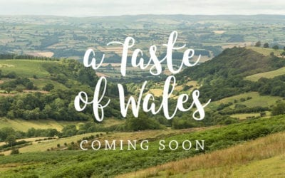 SPECIAL EVENT: A Taste of Wales 18.10.18