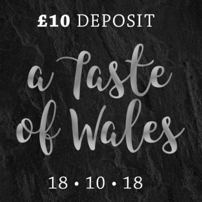 A Taste of Wales - Langlands Brasserie