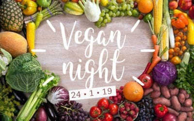 Vegan Spectacular – 24th January 2019